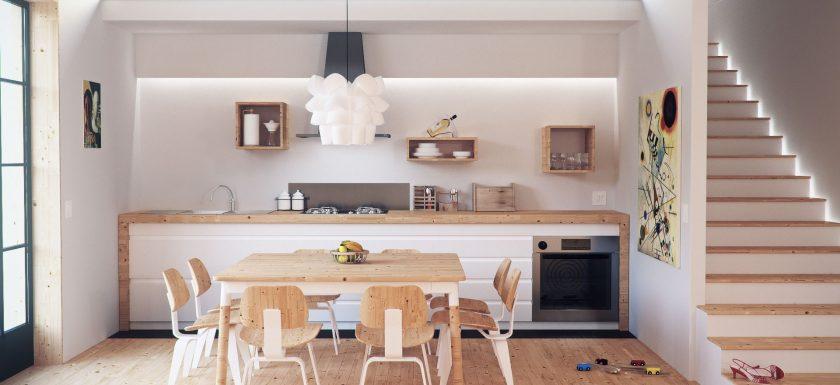 La cuisine par clara ajmar architecte d 39 int rieur marseille - Architecte d interieur marseille ...